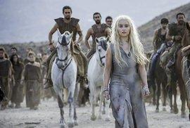 Daenerys Targaryen ze Hry o trůny: Emilia Clarke Reflexu prozradila leccos o osmé řadě