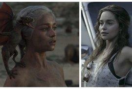 Daenerys Targaryen, královna s vizáží holčičky. Podívejte se na další role herecké hvězdy seriálu Hra o trůny