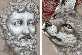 Jak to bylo s vránou a liškou? Dvě a půl kila lidové moudrosti v krásném novém hávu