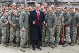 Trump možná v září oznámí posílení americké armády v Polsku, přijít může deset tisíc vojáků