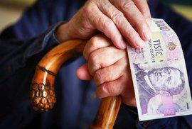 Zdaňování vyšších starobních důchodů je skandální a nemorální. Majetnost je zločin,…