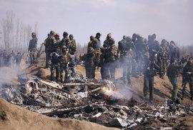 Situace mezi Indií a Pákistánem kvůli Kašmíru se vyostřuje, obě země v regionu uzavřely vzdušný prostor (27.2 2019)