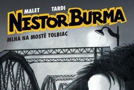 Legendární detektiv Burma je zpět – tentokrát v komiksu