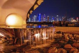 Žhnoucí perla Kataru: Hlavní město Dauhá se pyšní netradiční architekturou a výbornou kuchyní