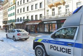 Policie zasahovala na několika místech v Česku. Může jít o daňové úniky