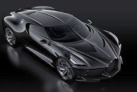 Auto za půl miliardy: Bugatti v Ženevě představilo unikátní hypersport, vyrobilo…