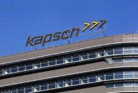 V sídle společnosti Kapsch od rána zasahují policisté z útvaru proti organizovanému …