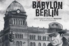 Drogy, zlato, vraždy… Babylon Berlín v komiksu je taky dobrá jízda