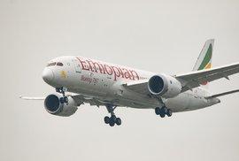 Etiopské letadlo