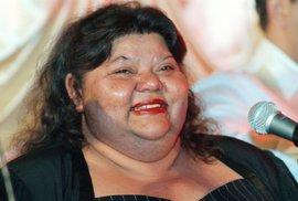 Zemřela romská zpěvačka Věra Bílá
