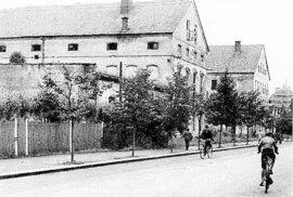 Kasárna v Místku, vojáci z nich se jako jediní wehrmachtu postavili.