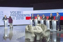 V druhém kole slovenských prezidentských voleb se utkají Čaputová a Šefčovič