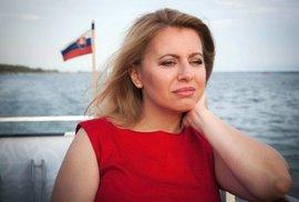 Zuzana Čaputová je překvapivou favoritkou slovenských voleb