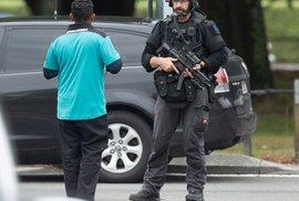 Útočníci v mešitách na Novém Zélandě zabili mnoho lidí (15.3.2019)