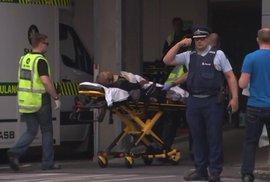 Při krvavém útoku na mešity zemřely na Novém Zélandu desítky lidí.