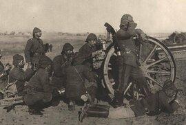 Hrůzy 1. světové války očima amerického lékaře, podívejte se na vzácné fotografie