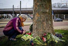 Utrecht: Nizozemská policie zadržela kvůli střelbě v tramvaji už třetího člověka