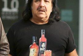 Ron Jeremy má vlastní řadu kvalitního rumu