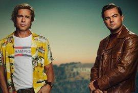 Brad Pitt si prý vůbec není podobný! Fanouškům se nelíbí plakát k novince od Tarantina