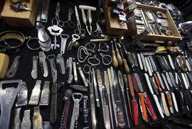 Zmizí z evropských domácností nože? Úředníci vymýšlejí pitomosti, které nikoho …