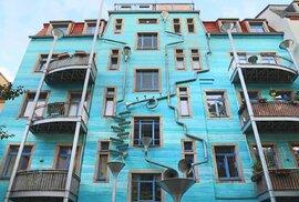 Kunsthofpassage: Inspirativní zastávka při toulkách drážďanskými ulicemi