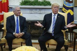 Sýrie hodlá získat Golanské výšiny od Izraele jakýmikoliv prostředky. Trump naopak žádá svrchovanost Izraele