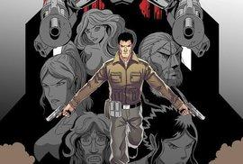 Obálka komiksu Bratrstvo krve: Hustej nářez