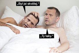 Jaromír Soukup nezískal ani jednoho Českého lva. O zklamání promluvil ve Smutku…