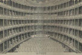 1878: Hlediště divadla nabízelo původně tisíc míst, kvůli pohodlí byl jejich počet snížen na 659 míst.