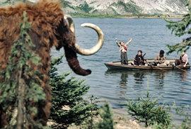 Legendární film Karla Zemana Cesta do pravěku byl zrestaurován. Podívejte se, jak vypadá teď