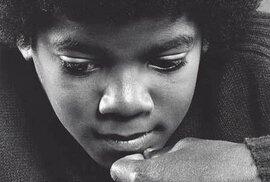 Michael Jackson v době, kdy měl celou svou hvězdnou kariéru před sebou...