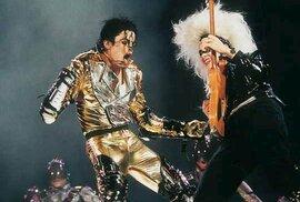 Michael Jackson: Zpěvák, který se chtěl stát bohem