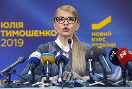 Comeback Plynové princezny? Proč Julija Tymošenková může uspět v prezidentských volbách na Ukrajině