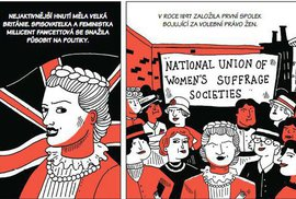 Neohrožené ženy: Sto padesát let boje za volnost, rovnost a sesterství