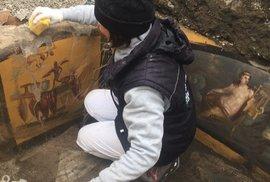 Pompeje vydaly další poklad: 2000 let starý fast food, kde jedli chudí