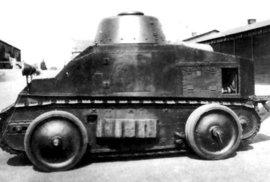 Kolohousenka: Příběh prvního československého tanku a jeho neslavného konce