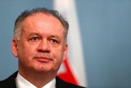 Slovenská policie obvinila exprezidenta Kisku kvůli jeho firmě. Ten to pokládá za politickou kampaň