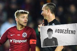 Hluchoněmý odezírá fotbalistům ze rtů: Co řekl Frýdek sudímu po svém faulu?