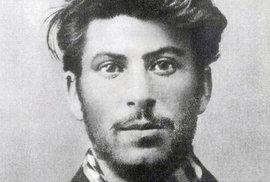 Stalin ve svých 24 letech.