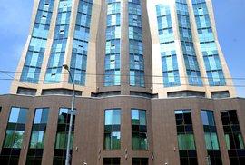 """V hotelu DoubleTree by Hilton byli čeští hokejisté ubytovaní už při bronzovém tažení při mistrovství světa v roce 2011. """"S jeho zázemím i službami panovala všeobecná spokojenost,"""" zmínil Zikmund"""
