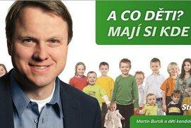 Zelení Katapultu slogan neukradli, šlo o autorský squatting!