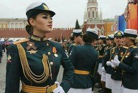 Ruské krásky v uniformě