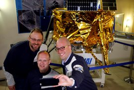Izraelská sonda Berešit nezvládla přistání na Měsíci