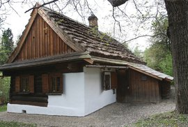 Kotulova dřevěnka v Havířově: Staré časy v nejmladším městě