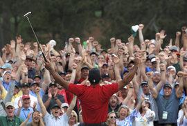 Tiger Woods: Opětovné nanebevzetí legendy a sportovní i společenský zázrak