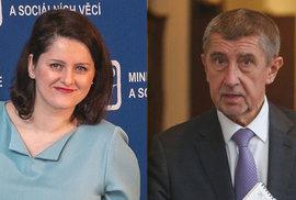 ČSSD musí dělat radikálnější kroky. Alespoň podle ministryně Jany Maláčové. Od ní to…