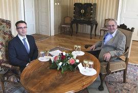 Zeman jmenuje nové ministry 30. dubna. Opozice kritizuje Babišovu personální politiku