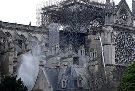 Z Notre-Dame se podařilo zachránit velkou část vzácných artefaktů