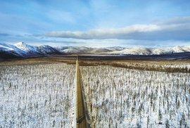 Východosibiřská silnice Kolyma přezdívaná Cesta kostí aneb Roadtrip po nejdelším…