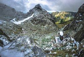 Nejkrásnější vyhlídku z toalety v Evropě najdete poblíž chaty Pod Rysmi v Tatrách